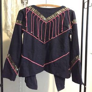 MINKPINK embellished blazer
